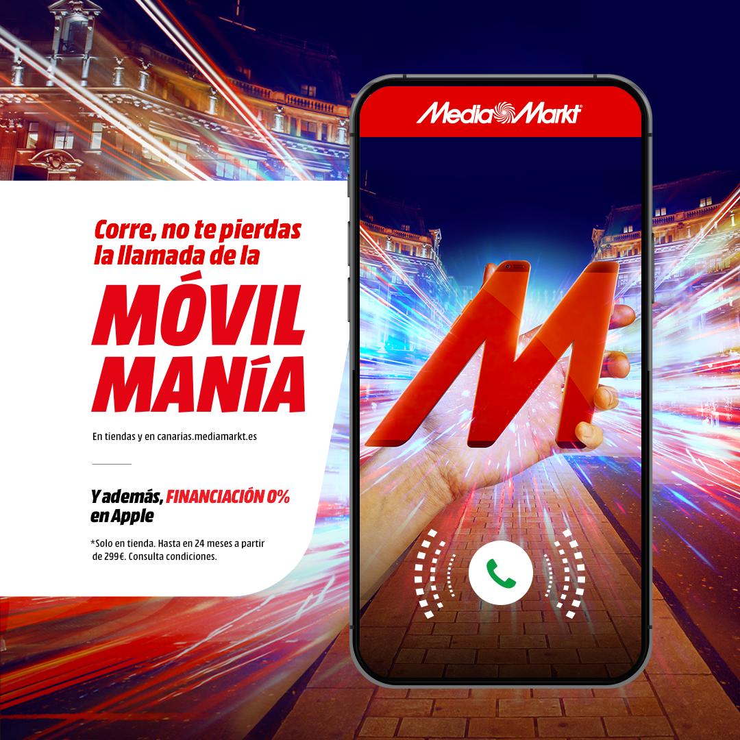 Móvil Manía MediaMarkt